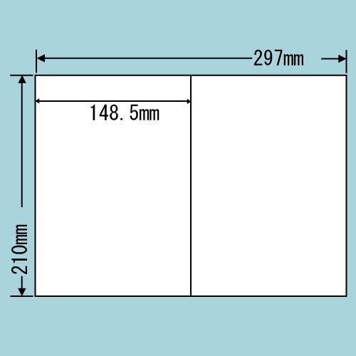 東洋印刷 ラベルシール nana 汎用タイプ A4 500シート C2i