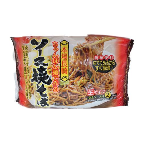 狩野ジャパン 新ソース焼そば 320g 2食