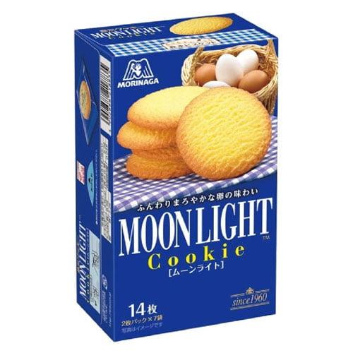 森永製菓 クッキー ムーンライト 14枚