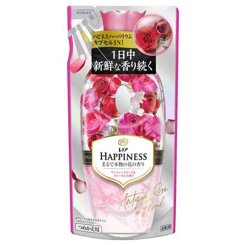 P&G 柔軟剤 レノアハピネス アンティークローズ&フローラルの香り 詰め替え 430ml