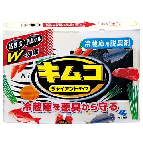 小林製薬 冷蔵庫用脱臭剤 キムコ ジャイアント 162g