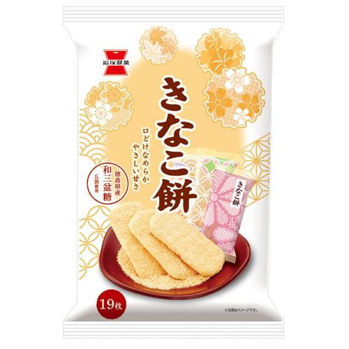 岩塚製菓 きなこ餅 21枚入