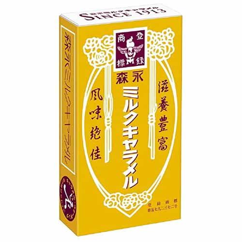 森永製菓 ミルクキャラメル 12粒入