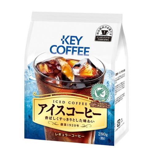 キーコーヒー アイスコーヒー 320g