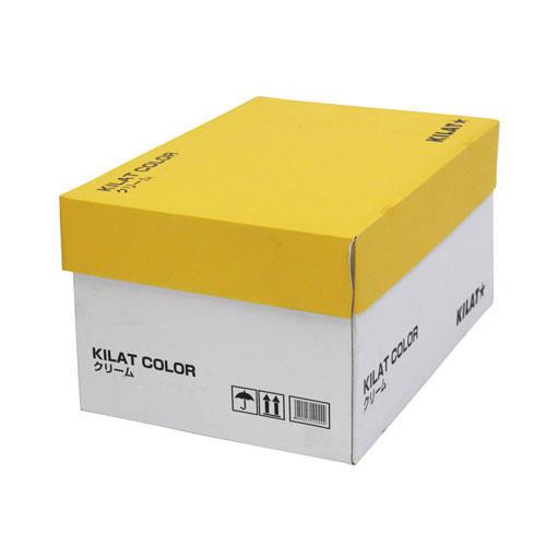 GRATES カラーコピー用紙 A4 クリーム 5000枚