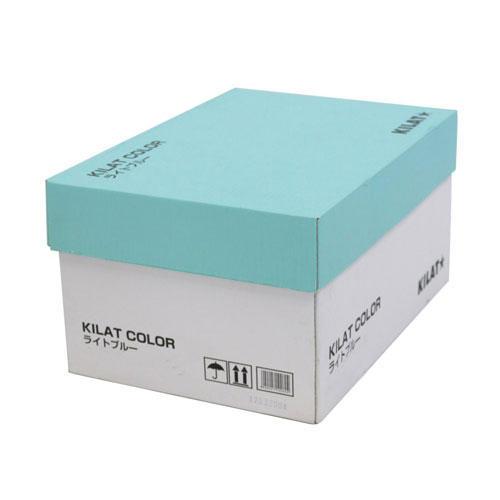 GRATES カラーコピー用紙 A3 ライトブルー 2500枚