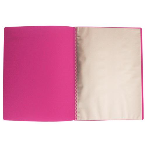 Grates クリアブック スリム ポケット ピンク 100円ショップ 100円均一 オフィス 現場用品の通販キラット Kilat