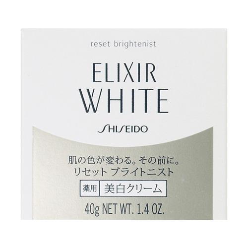 資生堂 エリクシール ホワイト リセットブライトニスト 40g