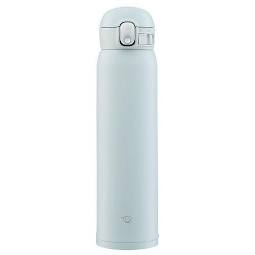 象印マホービン 水筒 ステンレスマグ TUFF ワンタッチタイプ 0.60L アイスグレー SM-WA60-HL