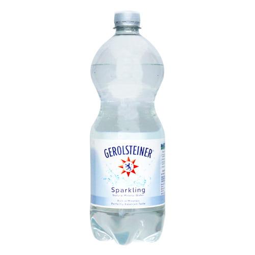【送料無料】【WEB限定価格】炭酸水 ゲロルシュタイナー スパークリング・ナチュラルミネラルウォーター 1L 12本【他商品と同時購入不可】
