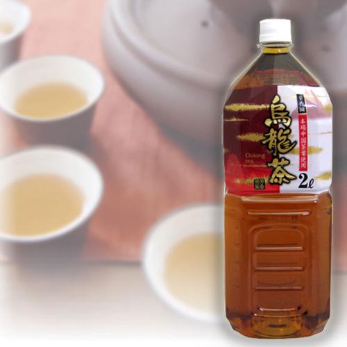 国産品 烏龍茶 2L 6本
