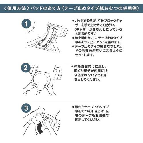第一衛材 介護用おむつ NEW閉じ込めシリーズ フリーネPro 昼間も安心 長時間用パッド 30枚×5袋