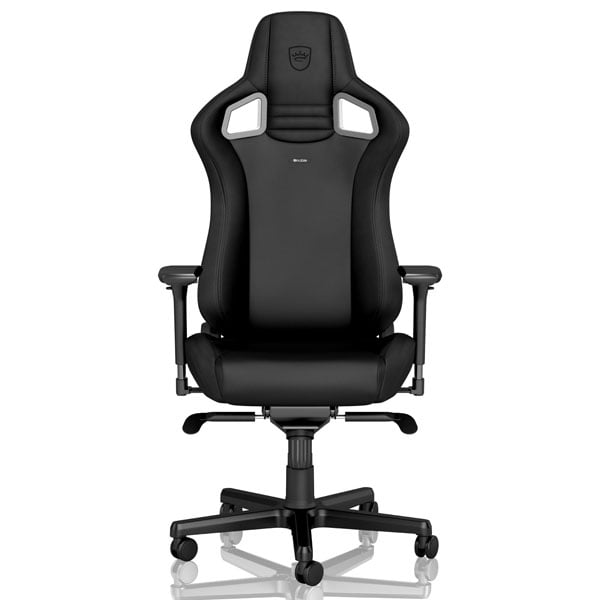 noblechairs ゲーミングチェア EPIC Black Edition NBL-PU-BLA-005