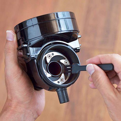 ツインバード 全自動コーヒーメーカー 6杯用 ブラック CM-D465B
