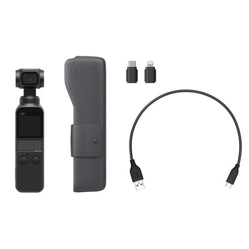 DJI ビデオカメラ Osmo Pocket CP.OS.00000000.01