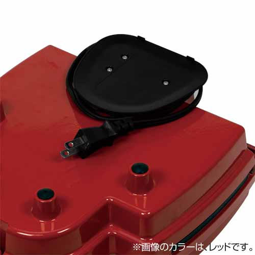 ヒロ・コーポレーション PURETONE タイマー付きホットサンドメーカー レッド HS-850T-RD