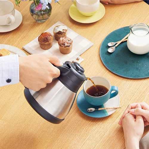 象印マホービン コーヒーメーカー 珈琲通 5杯用 レッド EC-KV50-RA
