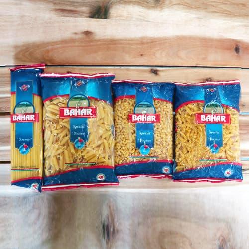 【WEB限定価格】バハール パスタ スパゲッティ デュラム小麦100% 500g 20袋