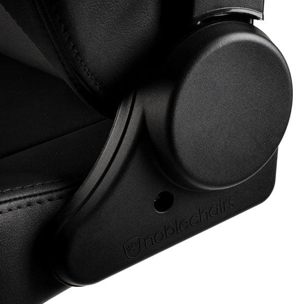 noblechairs ゲーミングチェア HERO Black Edition NBL-HRO-PU-BED-SGL