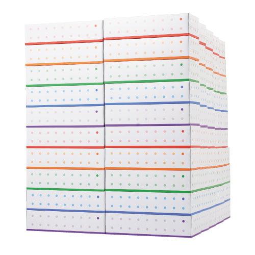 【送料無料】ボックスティッシュペーパー 200組 1パック(5箱) 12パック(60個)【他商品と同時購入不可】: