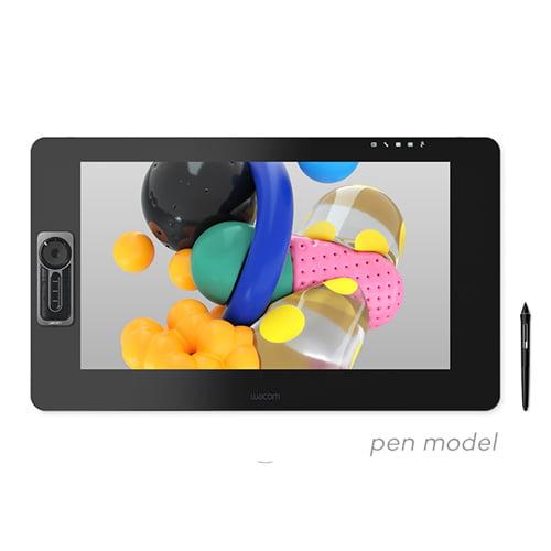 ワコム 液晶ペンタブレット Wacom Cintiq Pro 24 ペンモデル DTK-2420/K0: