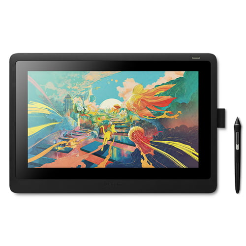 ワコム 液晶ペンタブレット Wacom Cintiq 16 DTK1660K0D: