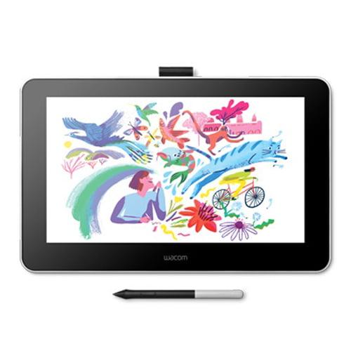 ワコム 液晶ペンタブレット Wacom One 13 DTC133W0D: