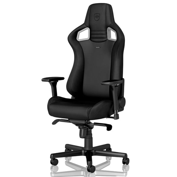 noblechairs ゲーミングチェア EPIC Black Edition NBL-PU-BLA-005: