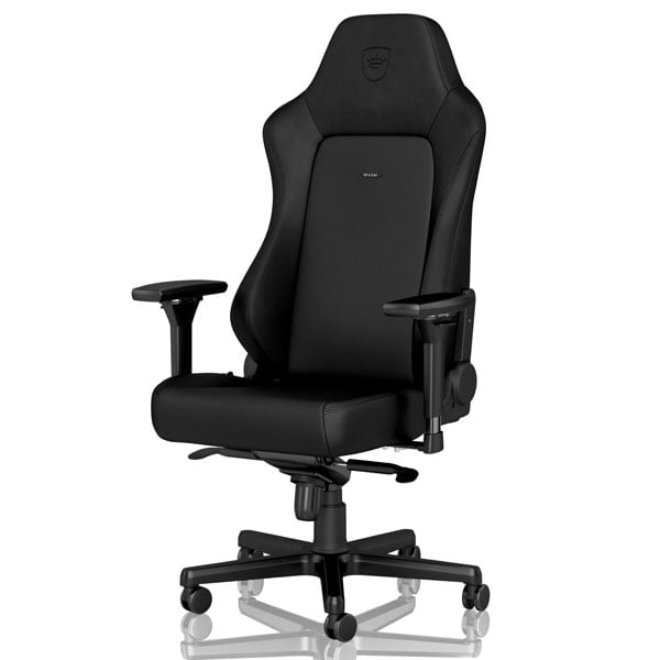 noblechairs ゲーミングチェア HERO Black Edition NBL-HRO-PU-BED-SGL:
