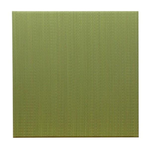 イケヒコ ユニット畳 プラード 70×70cm ライトグリーン: