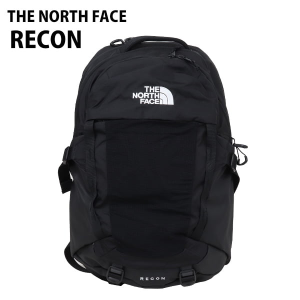 THE NORTH FACE バックパック RECON リーコン ブラック: