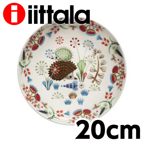 iittala イッタラ Taika タイカ シーメス ディーププレート 20cm: