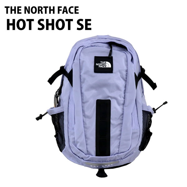 THE NORTH FACE バックパック HOT SHOT CLASSIC ホットショット クラシック 30L スウィートラベンダー×TNFブラック: