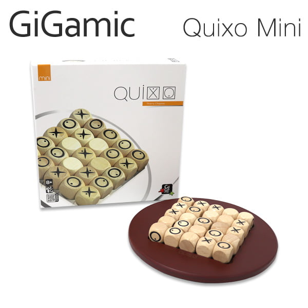 Gigamic ギガミック QUIXO MINI クイキシオ・ミニ GDQI: