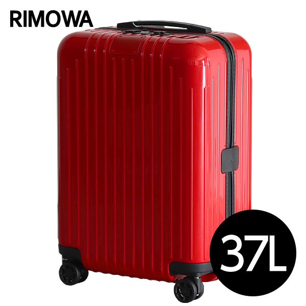リモワ RIMOWA スーツケース エッセンシャル ライト キャビン 37L グロスレッド ESSENTIAL Cabin 823.53.65.4: