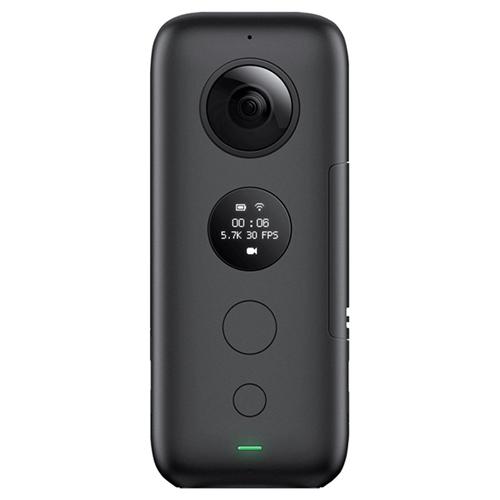 アクションカメラ Insta360 ONE X ブラック CINONEX/A:
