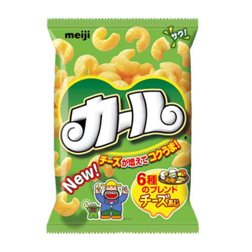 明治 カール チーズあじ 64g: