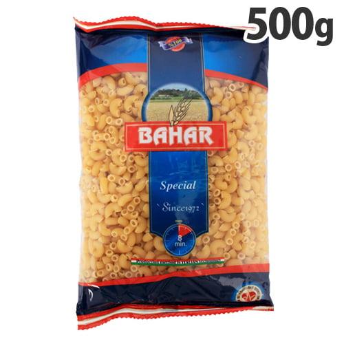 バハール ショートパスタ エルボ (デュラム小麦100%) 500g: