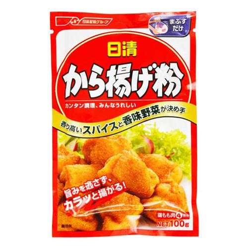 日清フーズ から揚げ粉 100g: