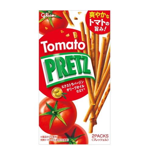 グリコ プリッツ トマト 60g