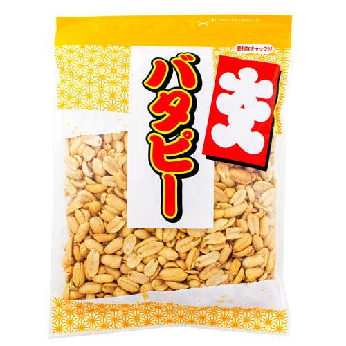 カネタ・ツーワン 大入りバターピー チャック付 500g: