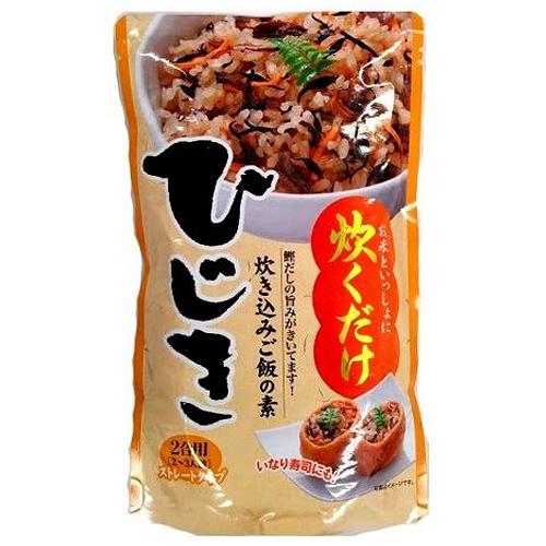 光商 炊き込みご飯の素 ひじき 500g: