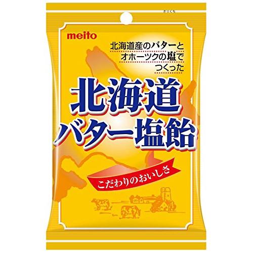 名糖 北海道バター塩飴 90g: