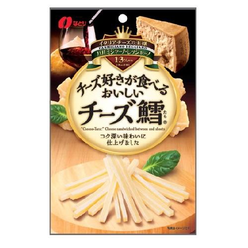 なとり チーズ好きが食べるチーズ鱈 57g: