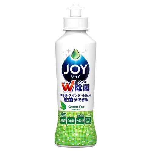 P&G 食器用洗剤 ジョイ 除菌ジョイコンパクト 緑茶の香り 本体 190ml