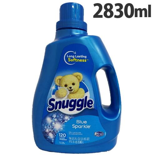 ヘンケル 柔軟剤 Snuggle(スナッグル) ブルースパークル 2840ml: