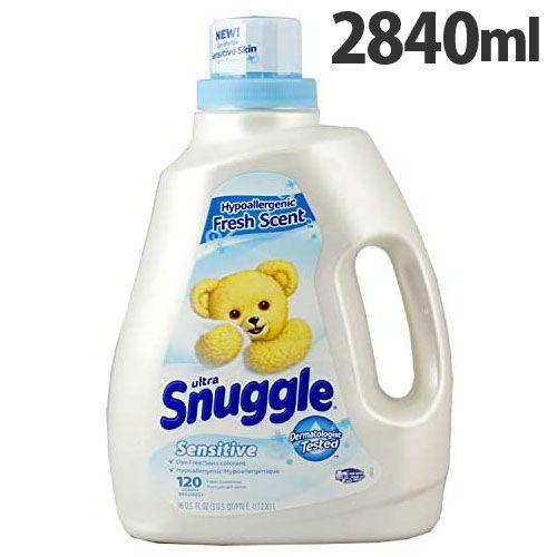 ヘンケル 柔軟剤 Snuggle(スナッグル) センシティブ 2840ml: