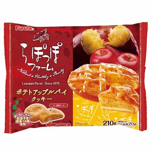 フルタ ポテトアップルパイクッキー 210g: