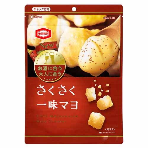 亀田製菓 さくさく一味マヨ 95g: