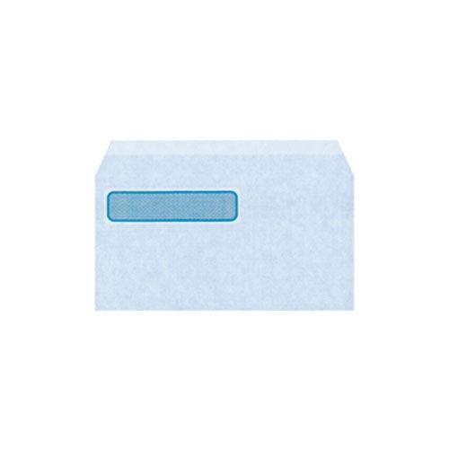 PCA 明細書用窓付き封筒B 単票 【旧品番:PA1117】 PA1117F